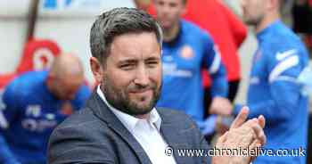 Lee Johnson 'proud as punch' as Sunderland thrash Cheltenham to return to the top of the table