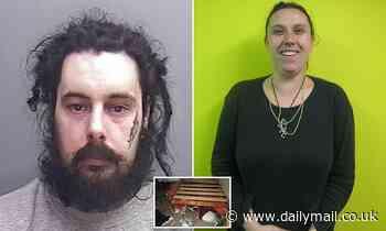 Sadistic boyfriend battered lover to death and dumped her in a wheelie bin, inquest hears