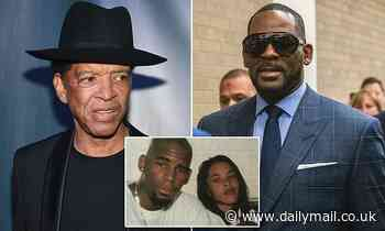 Aaliyah's uncle says 'there wouldn't have been a trial' if he had known about R. Kelly's abuse