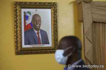 The AP Interview: Haiti PM plans to hold elections next year