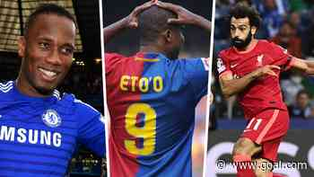 Liverpool's Salah overtakes Eto'o as Champions League's second-highest African scorer with only Drogba ahead