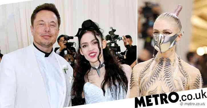 Grimes is doing a very Grimes thing after Elon Musk split and creating a 'lesbian space commune'