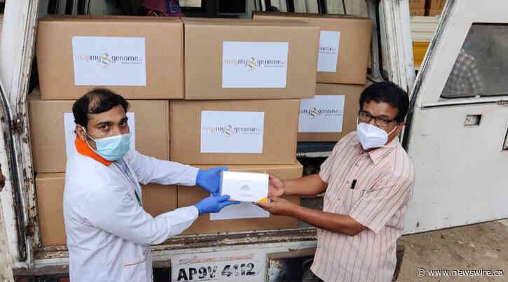 Společnost Zymo Research svým závazkem přispívá k vymýcení pandemie onemocnění COVID-19 v Indii