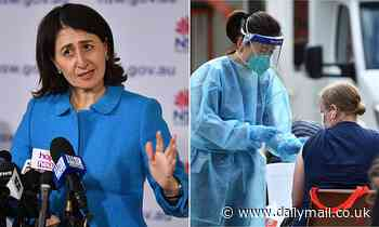 NSW Premier Gladys Berejiklian fights to keep vaccination mandate crisis papers from health workers