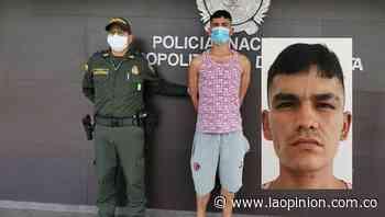 'Chaki' regresó a Villa del Rosario y casi comete un crimen | Noticias de Norte de Santander, Colombia y el mundo - La Opinión Cúcuta
