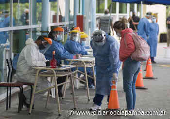 Coronavirus en La Pampa: una muerte y cuatro contagios - El Diario de La Pampa