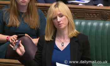 Rosie Duffield makes surprise appearance at party conference amid reports she would stay away