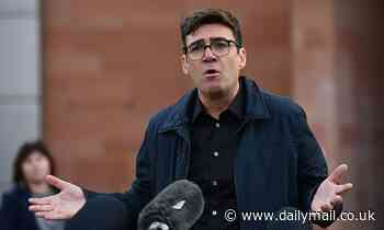 Andy Burnham calls for council tax to be SCRAPPED and replaced with a wealth levy