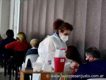 Reportaron 3 nuevos casos de coronavirus en la ciudad - lavozdesanjusto.com.ar