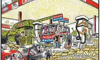PAUL THOMAS on... chaos on our roads