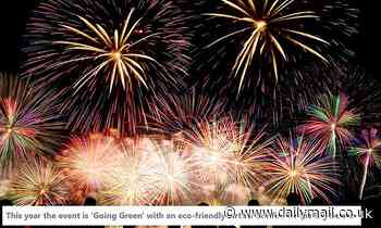 Britain's first-ever 'green' fireworks night will be held in trendy Dulwich