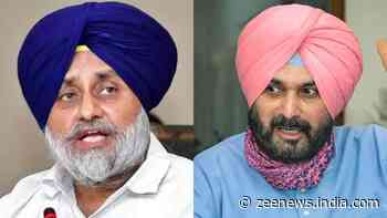 Navjot Singh Sidhu is a `misguided` missile that doesn`t know where to go: SAD President Sukhbir Singh Badal