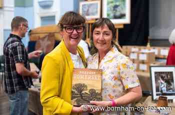 Burnham-On-Sea food festival duo shocked by Prince Charles' mention in new book - Burnham-On-Sea
