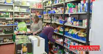 Demand spikes for food banks as furlough cut-off approaches - The Lincolnite