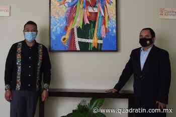 Abrirá CEDH oficinas en Paracho para asuntos de personas indígenas - Quadratín - Quadratín Michoacán