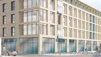 Brighton and Hove News » London Road redevelopment progresses - Brighton and Hove News