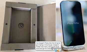 Aussie tech-lovers praise Apple's new environmentally friendly packaging to sell the new iPhone 13