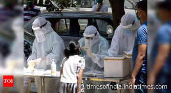 Coronavirus live updates: Govt extends Covid curbs till October 31 - Times of India