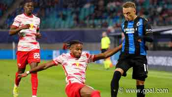 Champions League: Nkunku scores as RB Leipzig lose to Club Brugge