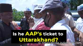 Why Aam Aadmi Party is betting big on Col Ajay Kothiyal for its Uttarakhand foray
