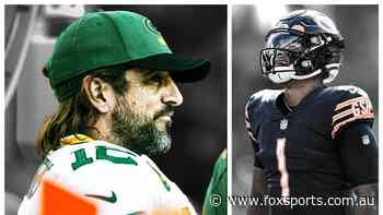 Smug Rodgers' 'rough night' for haters; fallen giant's shocking rookie betrayal: NFL Talking Pts