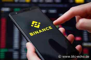 Binance beugt sich dem Druck und stutzt Produktangebot in Singapur - BTC-ECHO | Bitcoin & Blockchain Pioneers