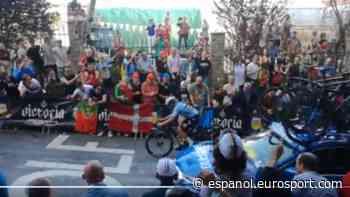 Mundial de Flandes 2021 | La respuesta de la afición belga a Merckx: Ovación atronadora a Evenepoel - Eurosport ESCOM