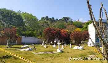 Entregarán dos cuerpos de personas dadas por desaparecidas que fueron hallados en el cementerio de Dabeiba - La FM