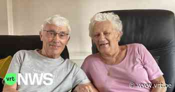 Noël en Monica uit Ieper genieten van diamanten jubileum na dramatische 59e huwelijksverjaardag vorig jaar - VRT NWS