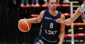 """Basket SKT Ieper met twijfels én geblesseerden naar competitiestart tegen Lommel: """"We hadden het graag anders gezien"""" - Het Laatste Nieuws"""