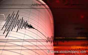 Tres temblores sacudieron a Colombia, uno de ellos con epicentro en Betania, Antioquia - El Colombiano