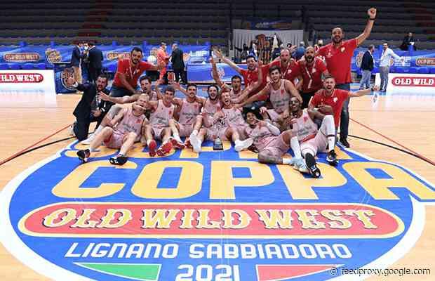 Carl Wheatle wins Italian A2 Super Cup