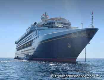 Arriba a Cabo San Lucas el crucero Disney - Tribuna de Los Cabos