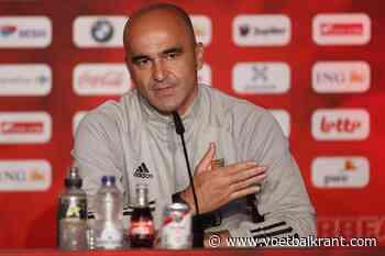 Bondscoach Roberto Martinez vraagt samen met FIFA aandacht voor mentaal welzijn