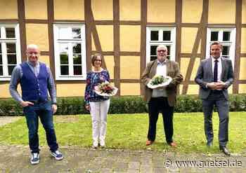 Rietberg: Bürgermeister gratuliert Dienstjubilaren – Gütsel Online - Gütsel
