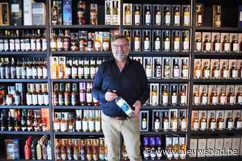 """Martin (61) maakt droom waar en opent winkel met ruim 600 whisky's: """"Het is een uit de hand gelopen hobby"""""""
