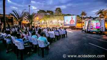 Monte Alegre do Sul recebe sessões de cinema neste sábado - ACidade ON