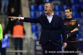 """John van den Brom minimaliseert duel tegen Zagreb een beetje om druk af te houden: """"Match is niet cruciaal"""""""