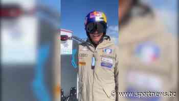 VIDEO | Fischnaller schwärmt von Bedingungen im Schnalstal - Snowboard - SportNews.bz