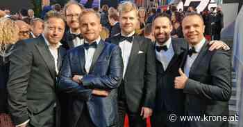 Bei Weltpremiere dabei - Austro-Zahnarzt ist der 007-Super-Fan - Kronen Zeitung