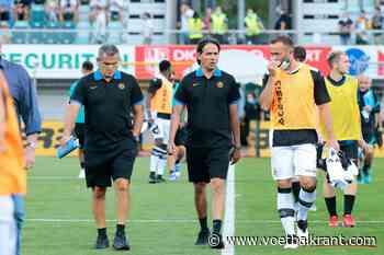 Een donkerrode boekhouding: Inter laat grootste verlies ooit optekenen