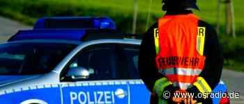 Mann bei Unfall in Bad Rothenfelde verletzt - osradio 104,8