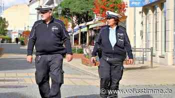 Beamte der Polizei bieten Sprechstunde im Rathaus von Oschersleben an - Volksstimme