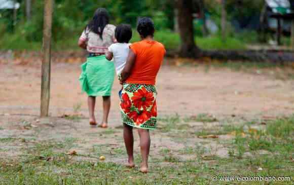 En Dabeiba hay 282 familias indígenas confinadas por amenazas de grupos armados - El Colombiano