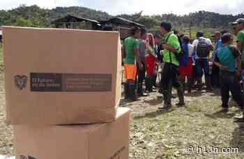976 personas indígenas están confinadas en Dabeiba - Hora 13 Noticias