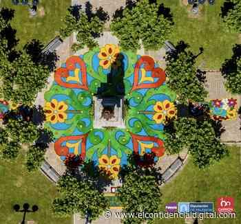 Naturaleza y arte efímero: así se celebra el Corpus Christi en Carrión de los Condes - El Confidencial Digital