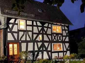 Boardels Haus in Rennerod beim Sterntreffen des Westerwaldvereins - WW-Kurier - Internetzeitung für den Westerwaldkreis