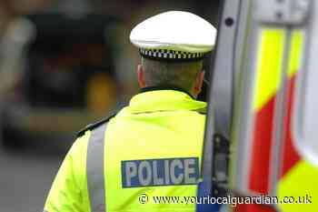 Coulsdon Road police: Man dead after car crashes into wall