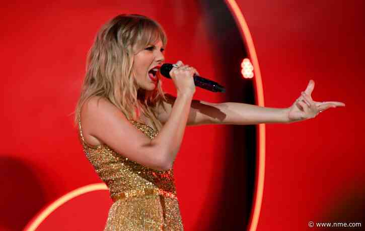 Taylor Swift's re-recorded version of 'Red' is arriving a week earlier than planned