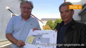 So könnte die Lösung für einen Rewe-Markt im Krumbacher Süden aussehen - Augsburger Allgemeine